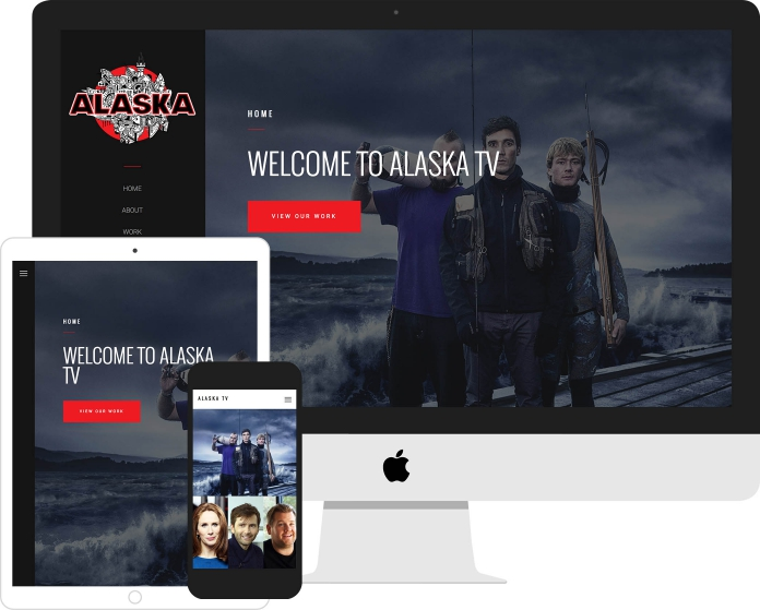 Alaska TV WordPress development