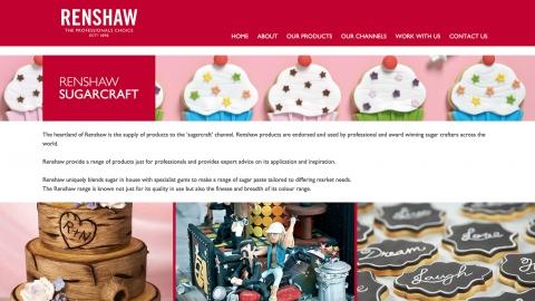 Renshaw Sugarcraft